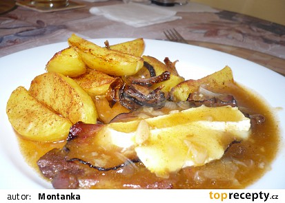 Steak pana Krkovičky