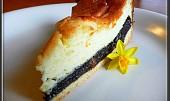 Tvaroho makový dortořez