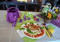 Velikonoční nádivka (hlavička - klasika z jizerskokrkonošské oblasti)