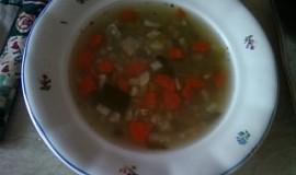 Vepřová polévka