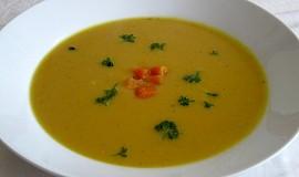 Krémová kari polévka