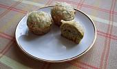 Medvědí muffiny s klobásou