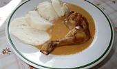 Naše kuřátko na paprice