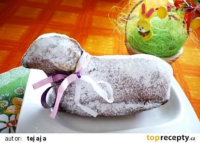 Osvědčený velikonoční ořechový beránek