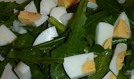 Pampeliškový salát
