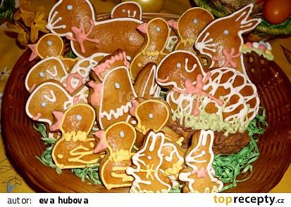 Perníčky velikonoční