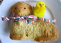 Velikonoční beránek bez lepku, mléka a vajec