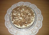 Výborný dortík (posypaný margotkou)