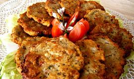 Bramboráky ze suchého chleba