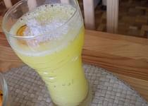 Čistící a zdravý zázvorový nápoj na hubnutí