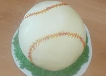 Dort basebalový míč