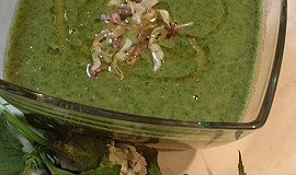 Hluchavková polévka