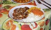 Krevetovo-sýrové biftečky