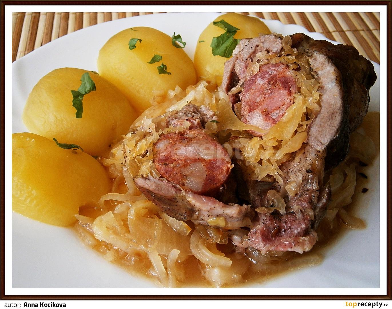 Bravčová krkovička na šťave s ryžou | Recipe | Food