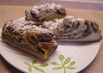 Ořechovo - rebarborové copánky