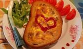 Plnený chlebík