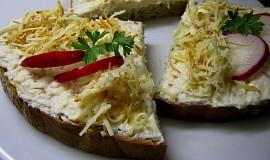 Pomazánka z uzeného sýru