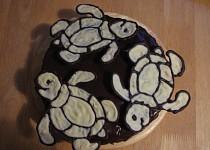Želvičky na dort
