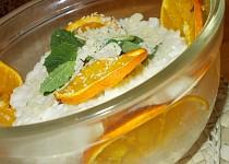 Rýžový pudink podle Zdeňka Trošky