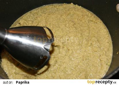 rozmixované pyré