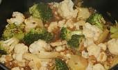 Brokolicovo-květákové pyré
