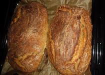 Chleba domácí - kmínový