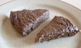 Dietní kakaovo-banánová buchta