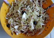 Italský zelný salát