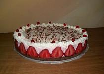 Jahodový sen (dort)