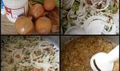 Kefírový zeleninový krém