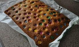 Lentilkový koláč z hrnku!