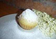 Muffiny s bezovým květem