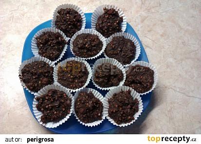 Pohankové muffiny