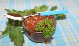 Rajčatová salsa ke grilování
