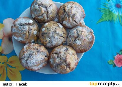Rychlé hrnečkové muffiny