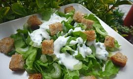Salát z mangoldu