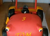 Traktor Tom, Šmoulinka,