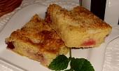 Výborný jahodový koláč