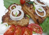 Welsh rarebit - pivní zapékaná pomazánka