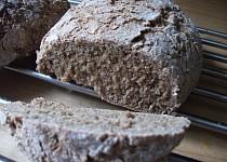 Žitný chléb podle Lucasinky