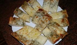 Bylinkovo-sýrová bageta