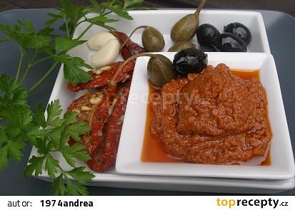 Recepty ze sušených rajčat