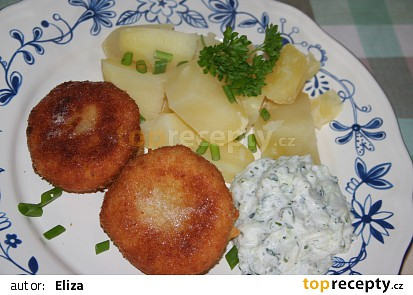 Česnekovo-sýrové karbanátky