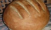Domácí bílý chléb