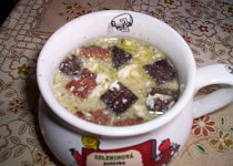 Domácí francouzská  polévka