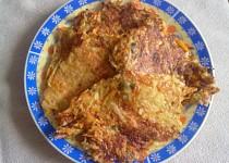 Křupavé mrkvové placičky