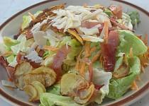 Křupavý salát