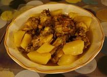 Kuře Maroko