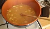 Kuřecí směs s fazolemi