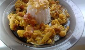 Květákové curry